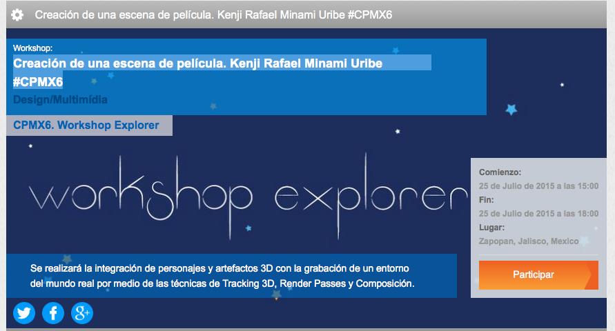 Explorer CPMX6