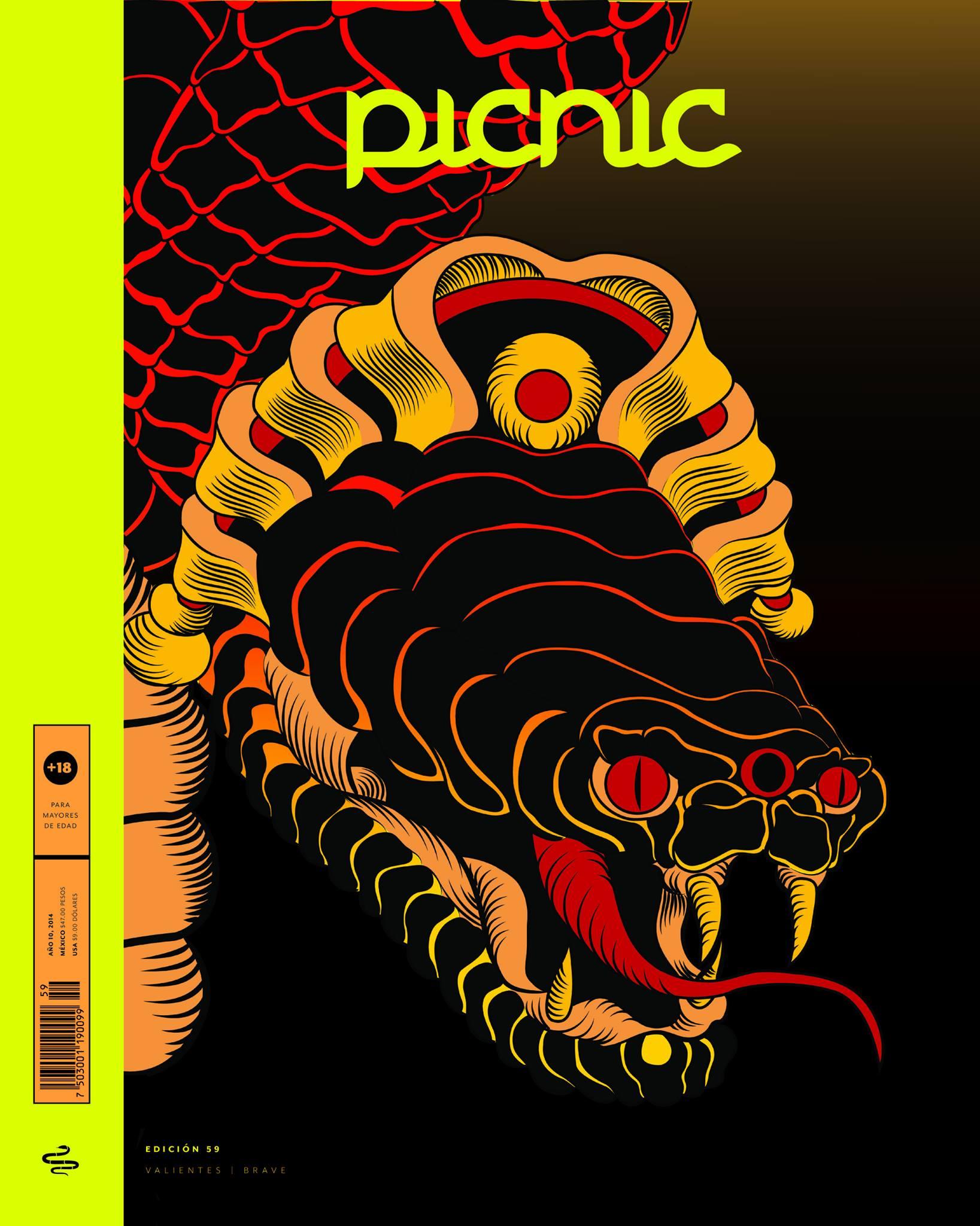 Picnic en 3DMX – UNIAT (valientes)