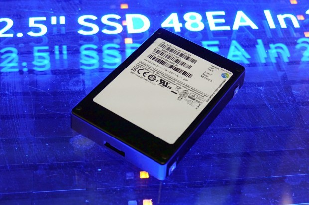 SSD de 16 TB