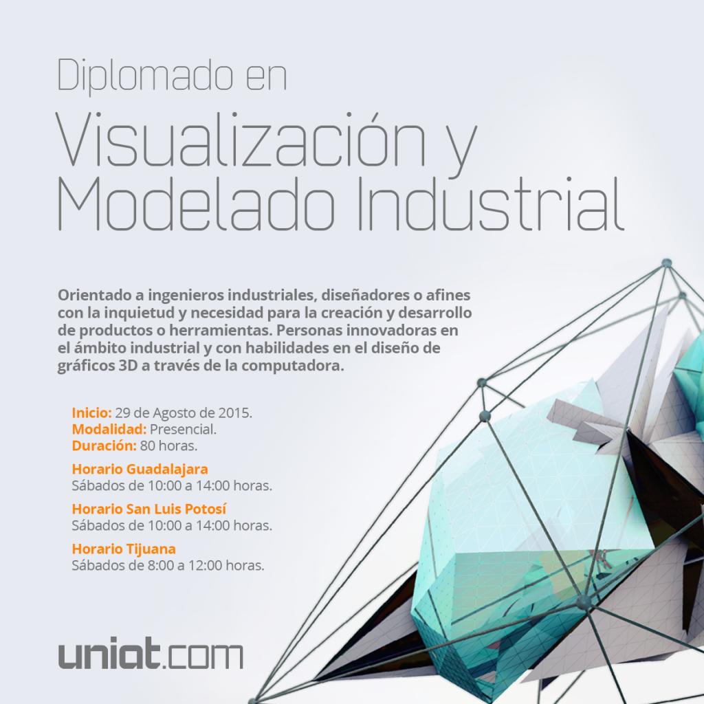 Visualización y Modelado Industrial.