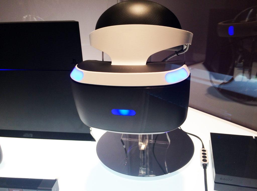 PlayStation VR® en CES