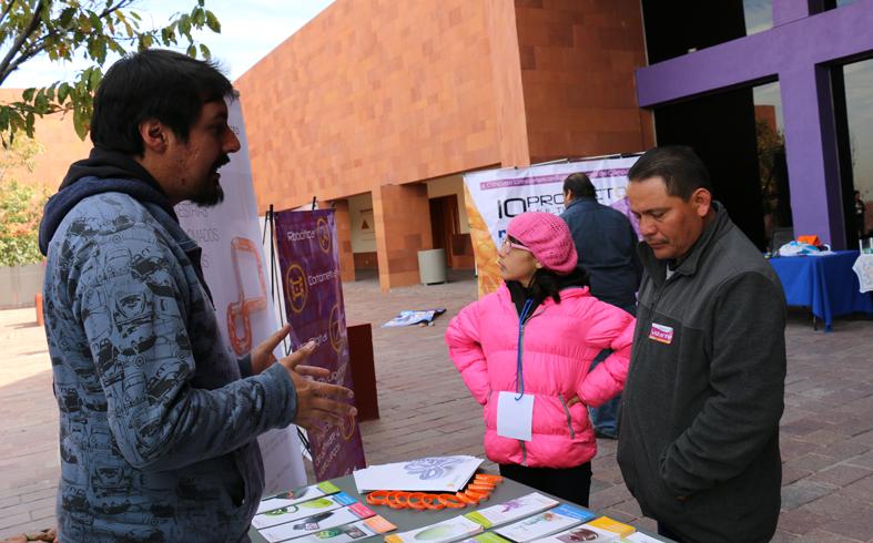 UNIAT Campus SLP en Proyecto Multimedia
