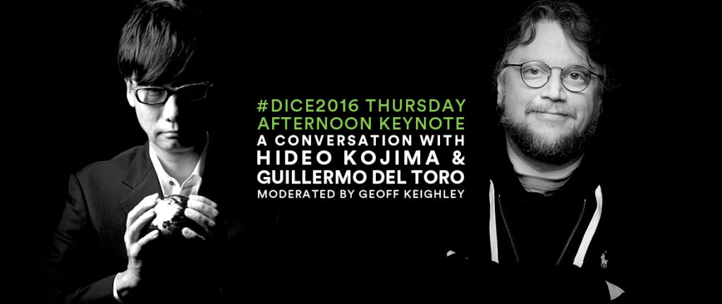 Hideo Kojima & Guillermo del Toro
