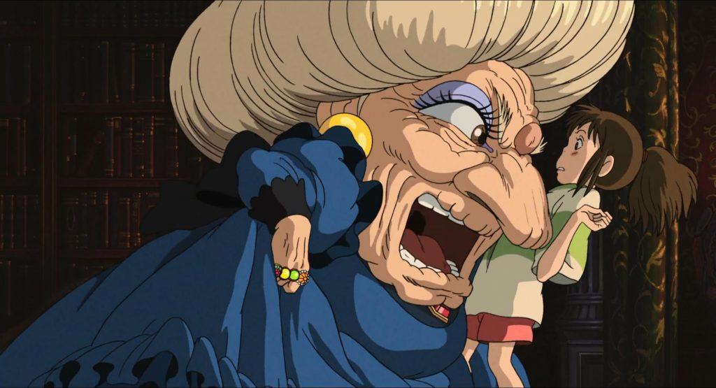 Spirited Away - Studios Ghibli