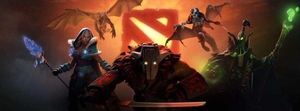 DOTA 2-Heroes