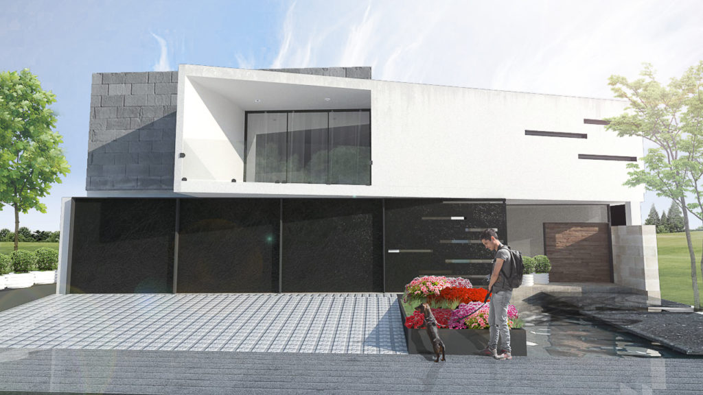 Con esta calidad egresan nuestros alumnos del Diplomado en Visualización Arquitectónica