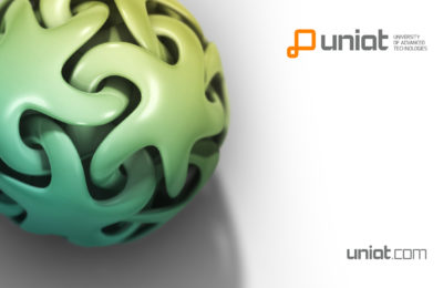 UNIAT Wallpaper Cell Sphere
