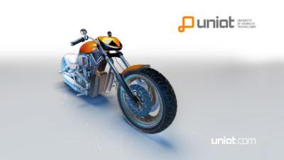 UNIAT Wallpaper Harley