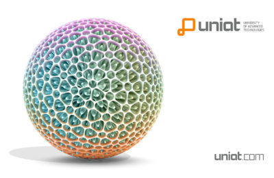 UNIAT Wallpaper Sphere