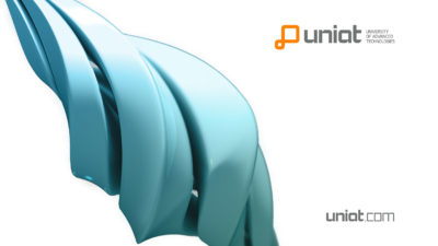 UNIAT Wallpaper Tornillo