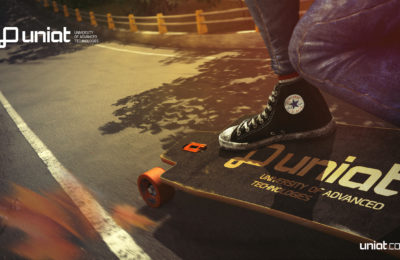 UNIAT Wallpaper Downhill