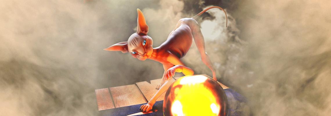 Maestría en Animación 3D y Postproducción